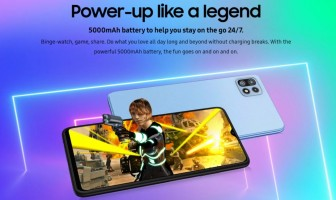 Samsung Galaxy F42 5G will pack a 5,000 mAh battery and support 12 5G bands