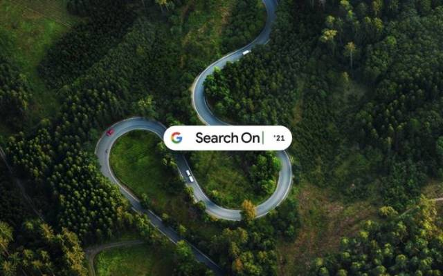 Google Maps SearchOn
