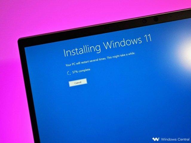 Windows 11 Install