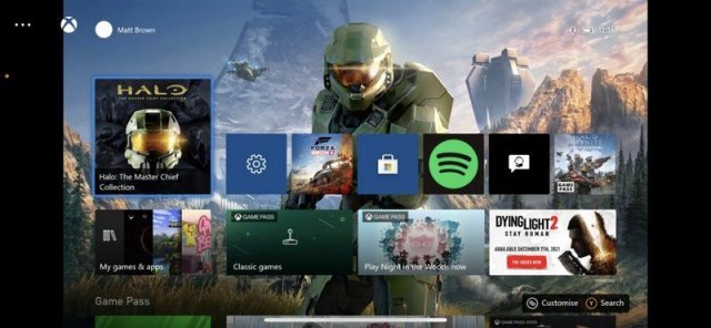 Xbox Remote Play Home