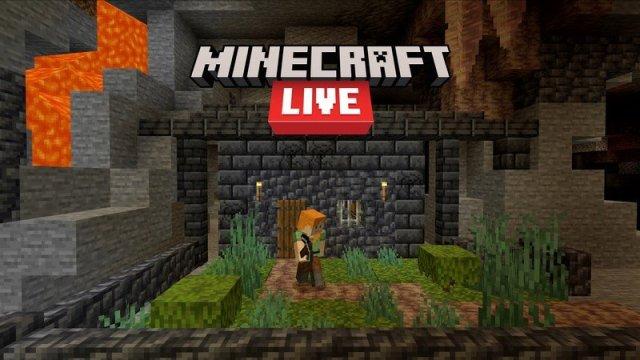 Minecraft Live 2021 Hero Image