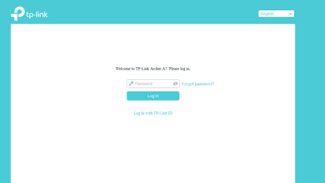Tplink Change Password Step