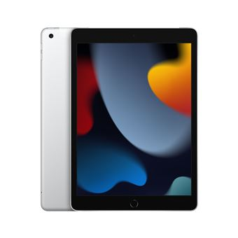 Tablette Apple Ipad New 10.2 256Go Argent Cellular