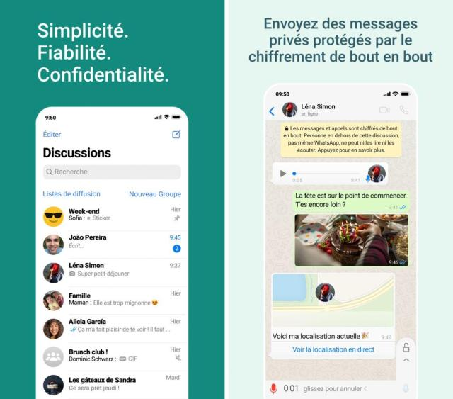 whatsapp messenger capture app ipa iphone