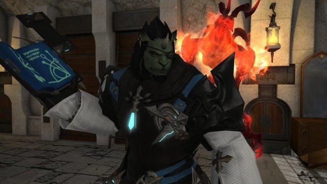 Final Fantasy Xiv Hrothgar
