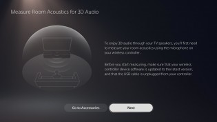 Setting up 3D audio for your TV speakers