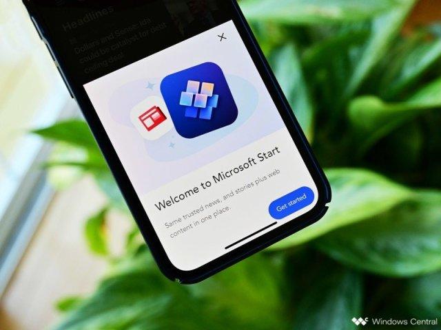 Microsoft Start Ios Lead