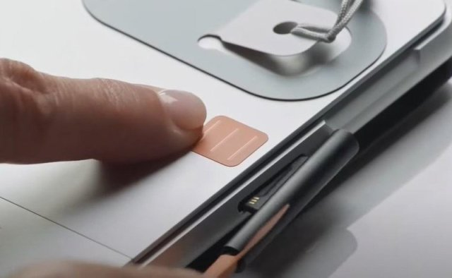 Surface Adaptive Kit Bump Label