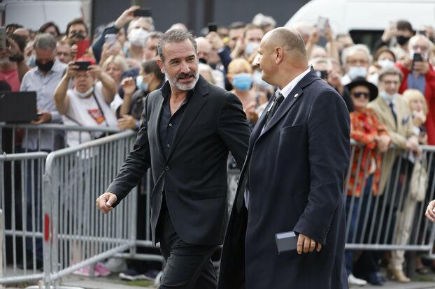 Jean Dujardin. LP/Olivier Corsan