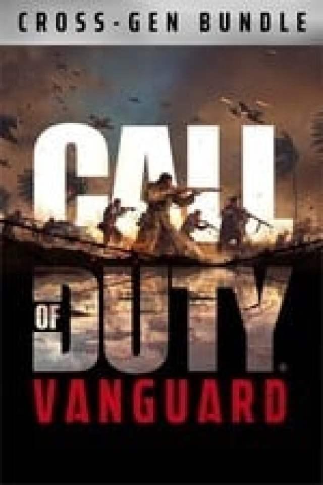 Call Of Duty Vanguard Cross Gen Bundle Reco Box
