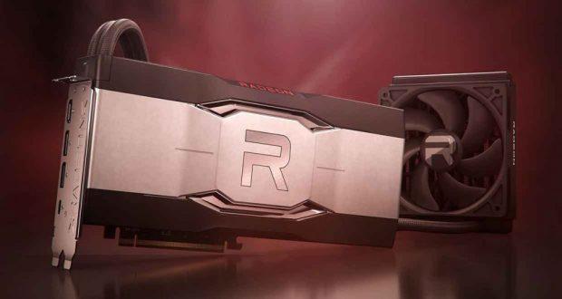 Radeon RX 6900 XT Liquid Cooled Edition