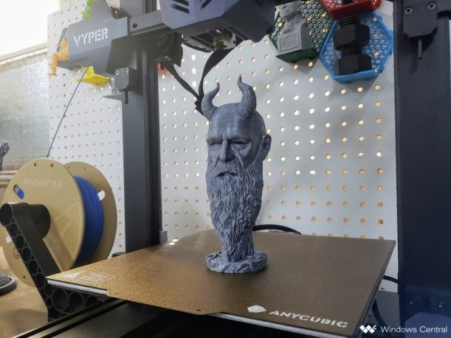 Anycubic Vyper Good