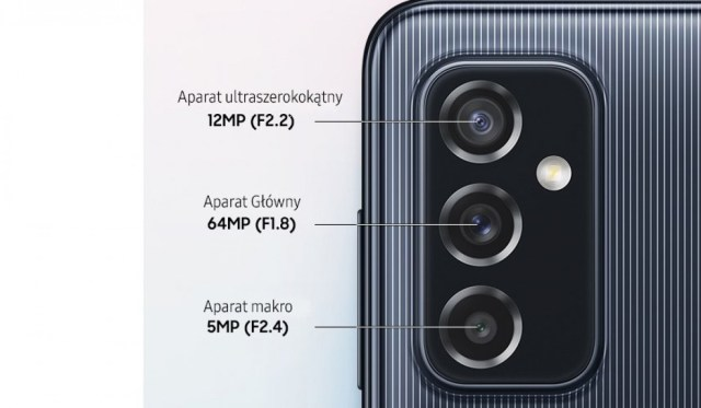 Samsung Galaxy M52 5G deemed official in Poland