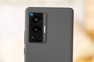 The vivo X70 Pro (global) camera uses a custom IMX766V sensor and ZEISS T* anti-reflective coating