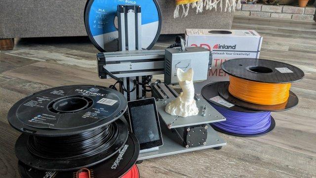 Filament and printer