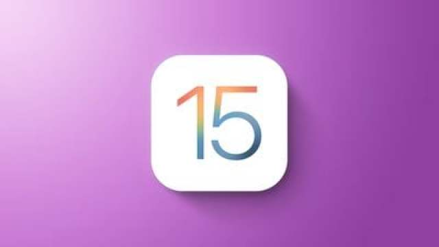 iOS 15 General Feature Purple