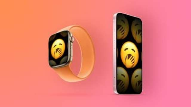 Apple Watch 7 and iPhone 13 Boring 1