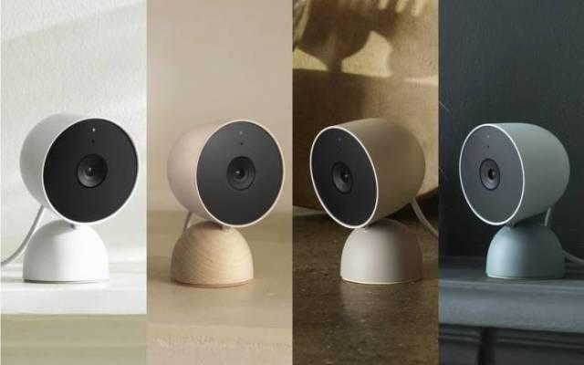 Google Wired Nest Cam
