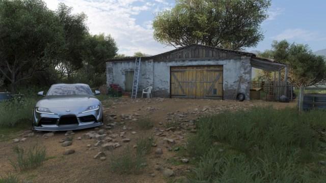 Forza Horizon 5 Barn Find Screenshot