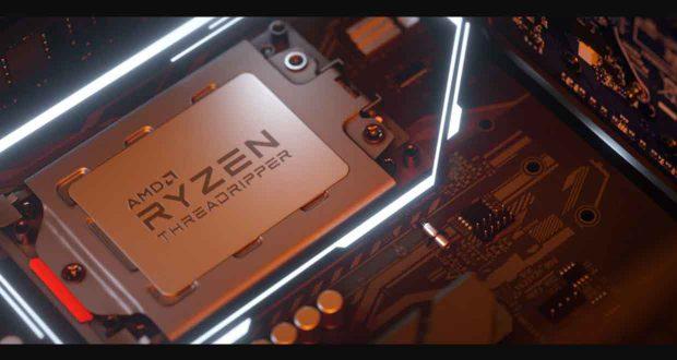 Processeur AMD Ryzen Threadripper