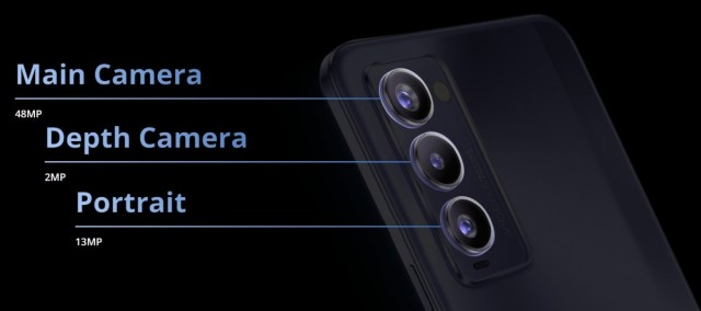 Tecno Camon 18P also has a 120 Hz display and Helio G96 chip, the Camon 18 bets on 90 Hz