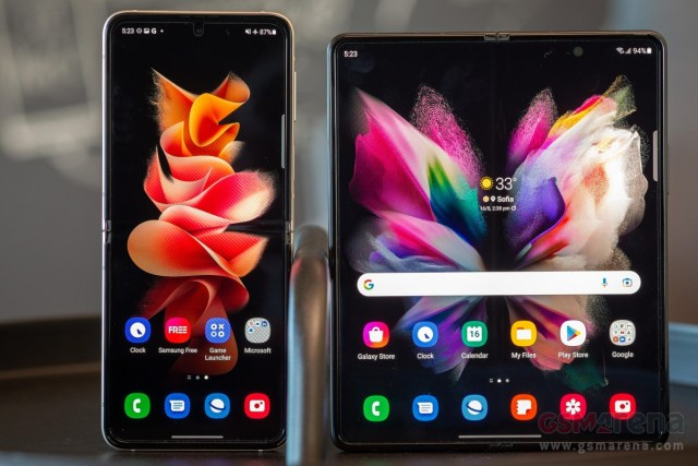 The Galaxy Z Fold3 and Z Flip3 are expected to reach 1 million sales in South Korea this week
