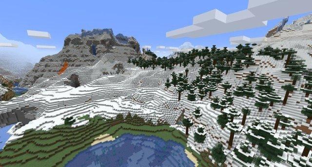 Minecraft Caves And Cliffs Update 1.17.10 Update Image