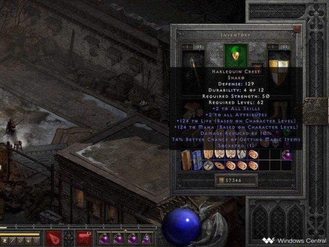 Diablo 2 Resurrected Shako