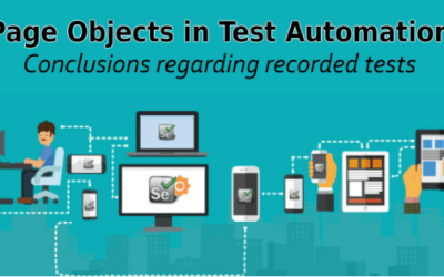 Selenium Tutorial – Page Objects in Test Automation – Conclusions regarding recorded tests