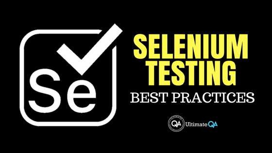 How to Create an Effective Selenium Testing Strategy?