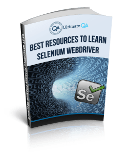 best resources to learn selenium webdriver