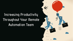 how to increase productivity in your automation team