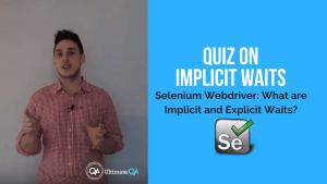 here's a quiz on implicit waits