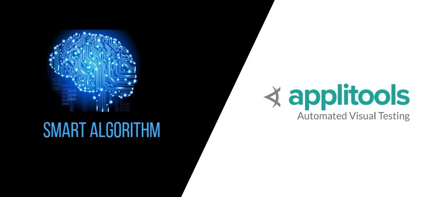 applitools has a smart algorithm