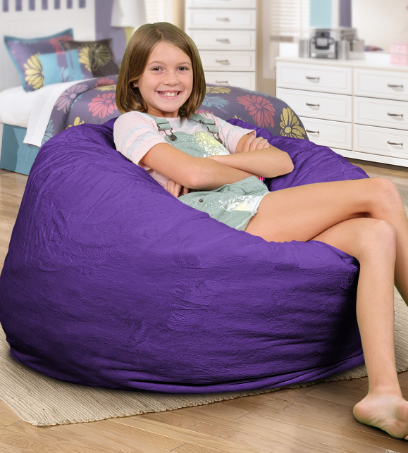 3 Ft Small Bean Bag Chairs For Sale Ultimate Sack