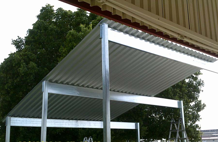 Metal Structures Gallery Ultimate Shade Alternatives