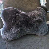 Sheepskin Neck Pillow  Ultimate Sheepskin