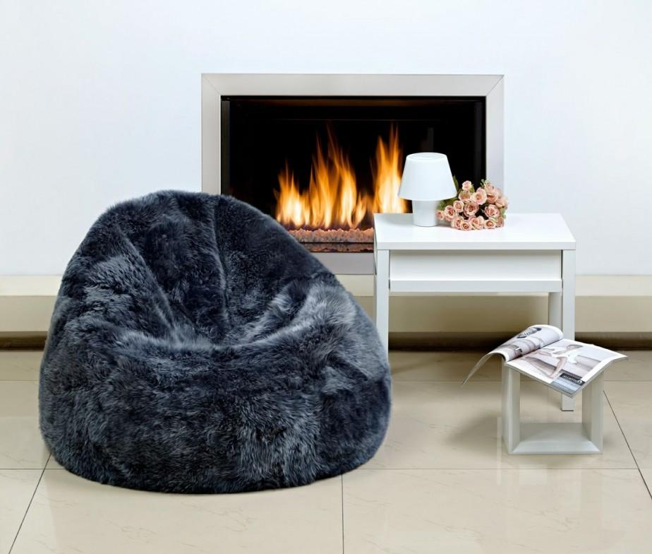horse saddle seat chair modern rocking outdoor sheepskin bean bag designer colors large 3′ unfilled | ultimate
