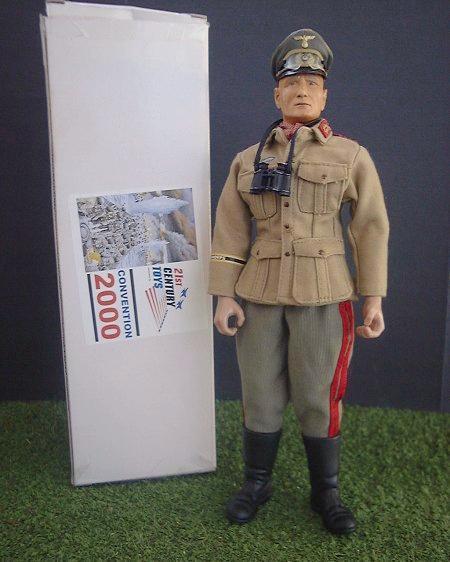 WWII Field Marshall Rommel