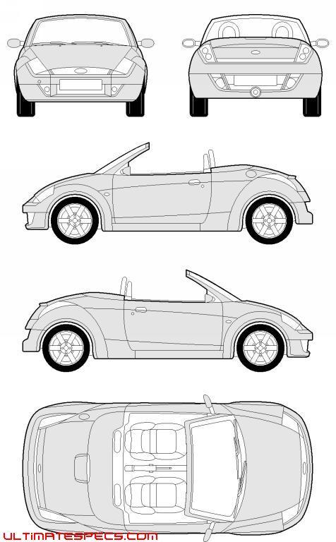 Ford Streetka Hardtop Fitting Kit