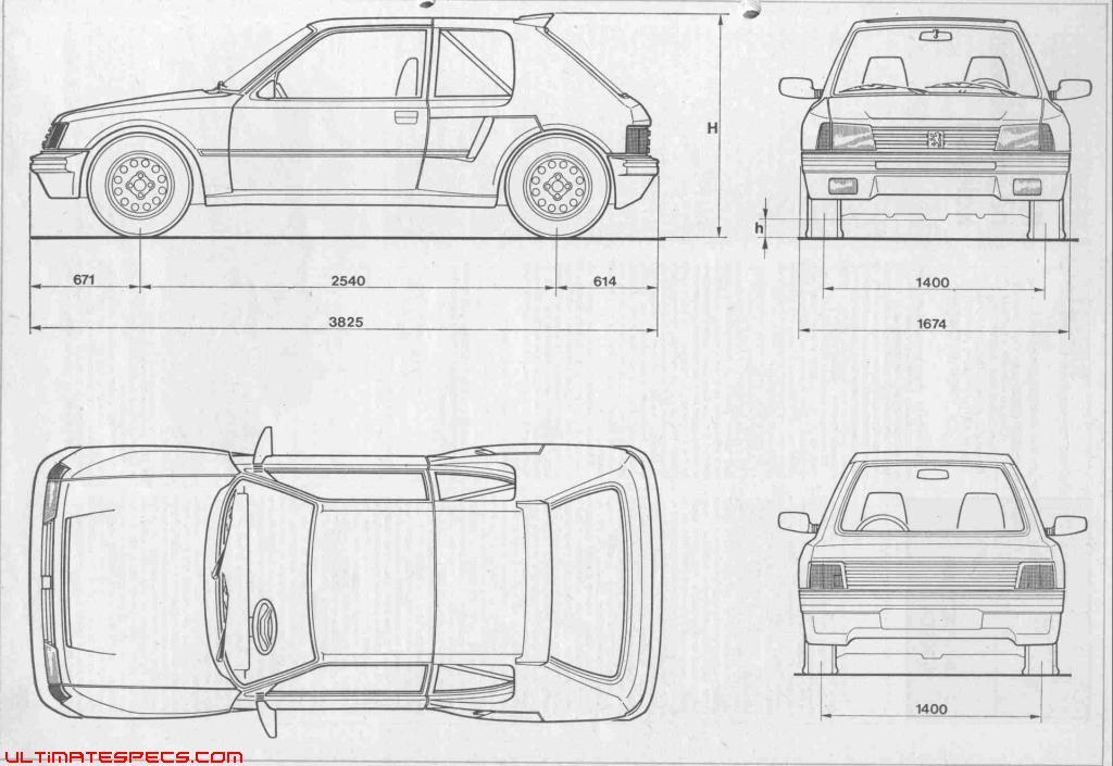 Peugeot 504 Blueprint Auto Electrical Wiring Diagram