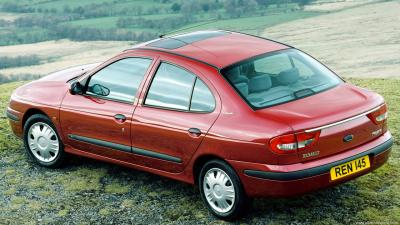 Renault Megane Classic 1 6 16v Century Technical Specs Dimensions