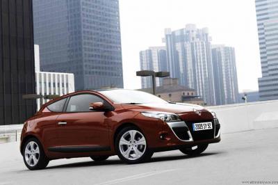 Renault Megane 3 Phase 1 Coupe Dynamique Dci 110 Edc Technical Specs Dimensions