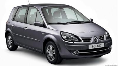 Renault Scenic 2 Phase 2 Adventure 1 9 Dci 130hp Technical Specs Dimensions