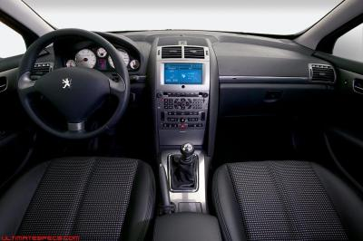 Peugeot 407 Sport 1 8 16v 125hp Technical Specs Dimensions