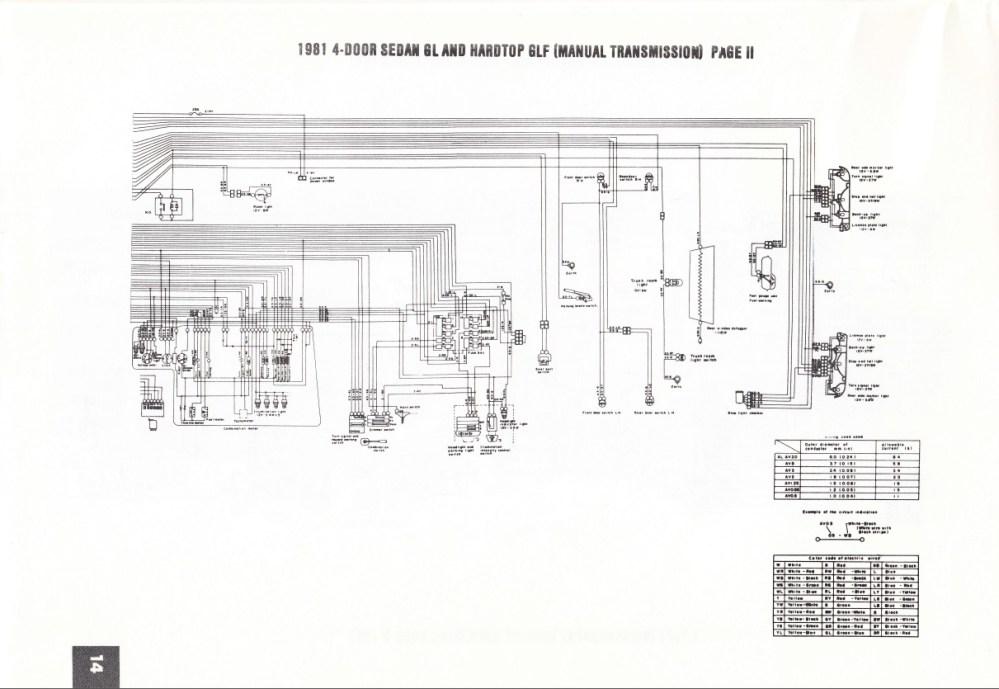 medium resolution of subaru leone wiring diagram wiring diagrams konsult subaru leone wiring diagram