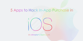 5 Apps to Hack In-App Purchase in iPhone and iPad