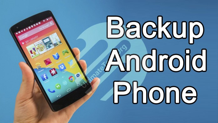 How to Backup Android Device without Root? [Full System Backup Guide]