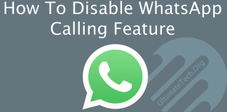 How To Disable Whatsapp Calling on Android? [4 Methods]
