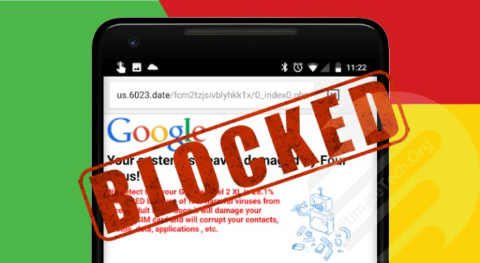 How to Block Spam Redirect Ads in Google Chrome?